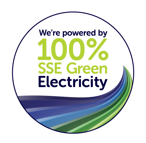 SSE Green Electricity Logo