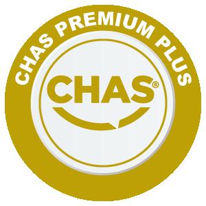 CHAS Premium Plus Logo